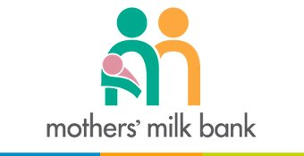 Mother's Milk Bank logo